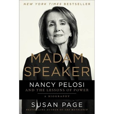 Madam Speaker - by Susan Page (Hardcover)