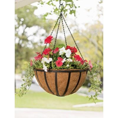 AquaSav™  Oxford Hanging Basket 20in - Pride Garden Products