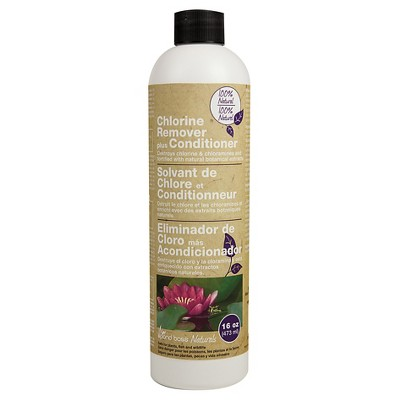 """8.69"""" Pond Boss Chlorine Remover plus Conditioner for ponds - 16oz"""