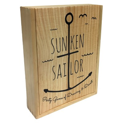 Sunken Sailor Board Game