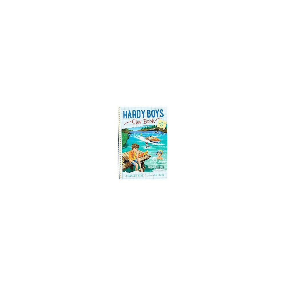 Water Ski Wipeout (Paperback) (Franklin W. Dixon)