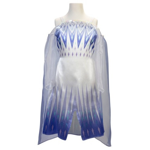 Disney Frozen 2 Elsa the Snow Queen Dress - image 1 of 4