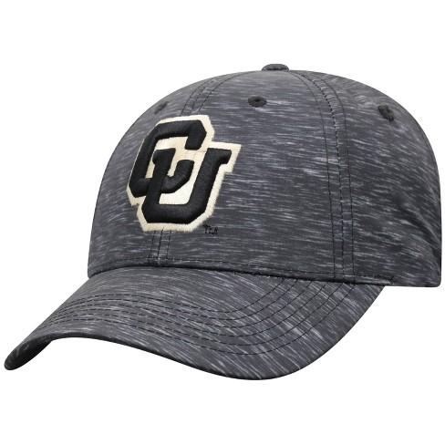 NCAA Men's Colorado Buffaloes Charcoal Spacedye Hat - image 1 of 2
