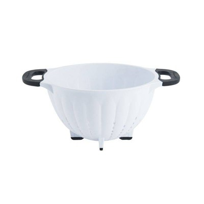 KitchenAid 5qt Colander White/Black
