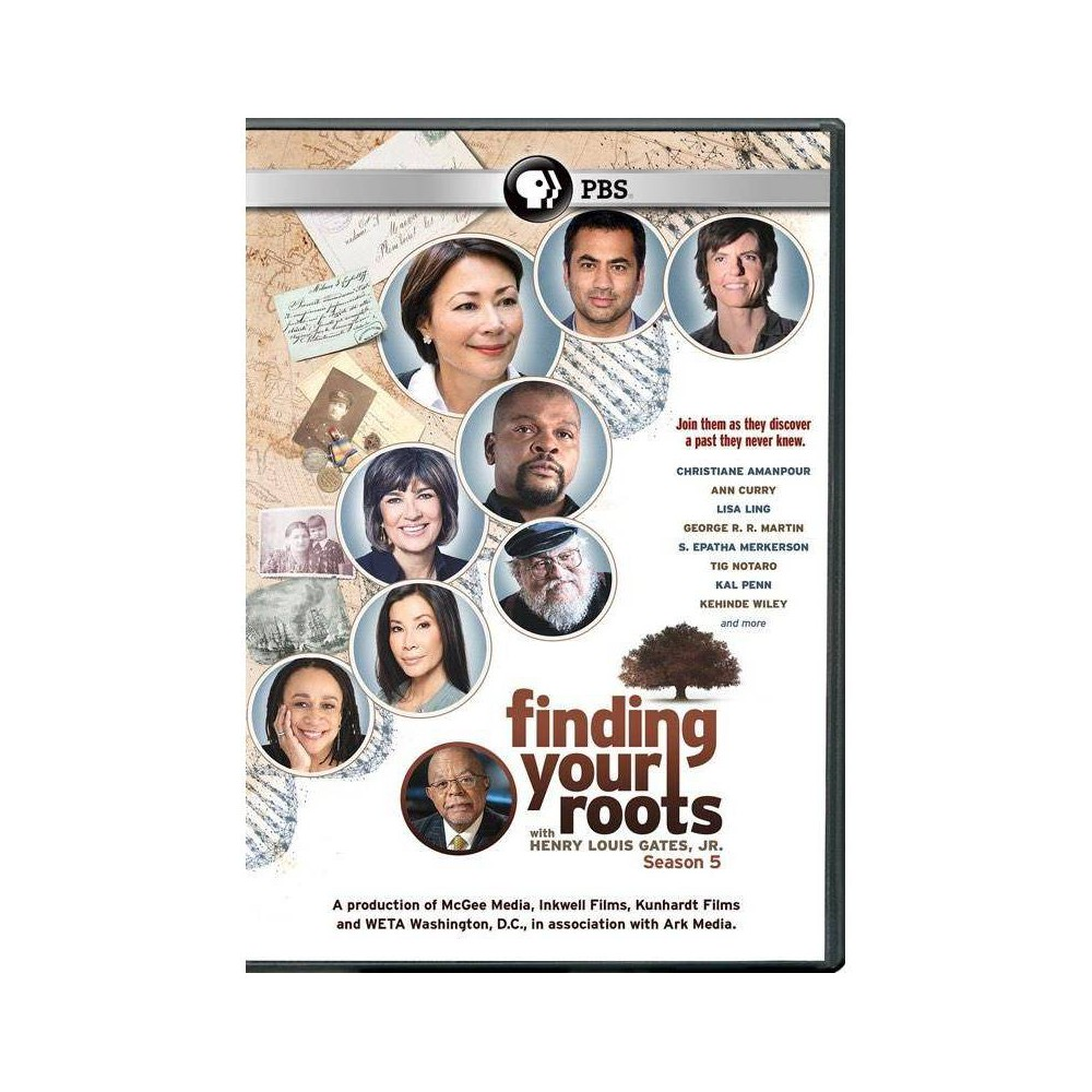 Finding Your Roots Season 5 Dvd 2019