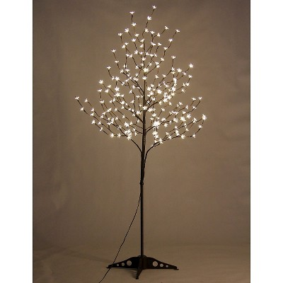 Lightshare 6' 208L LED Cherry Blossom Tree - Warm White Lights