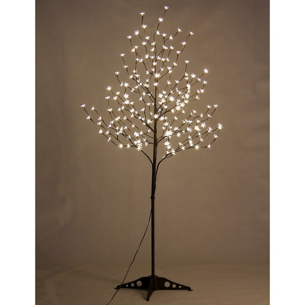 Image of Lightshare 6' 208L LED Cherry Blossom Tree - Warm White Lights