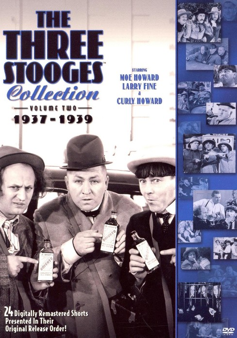 The Three Stooges Collection, Vol. 2: 1937-1939 [2 Discs] - image 1 of 1