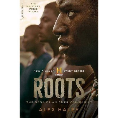 Roots (Media Tie-In) (Paperback) - by Alex Haley