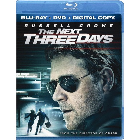The Next Three Days (2 Discs) (Includes Digital Copy) (Blu-ray/DVD) - image 1 of 1