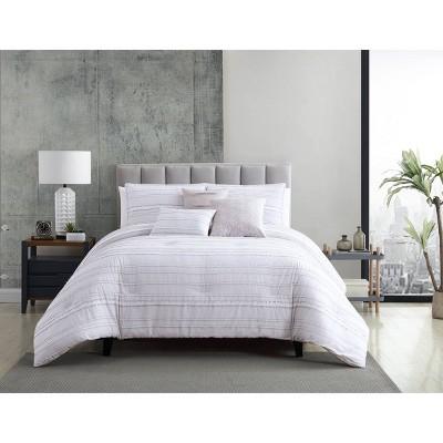 Boston 6 Piece Comforter Set - Riverbrook Home