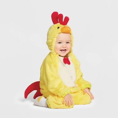 Baby Pullover Chicken Halloween Costume 0-6M - Hyde & EEK! Boutique™