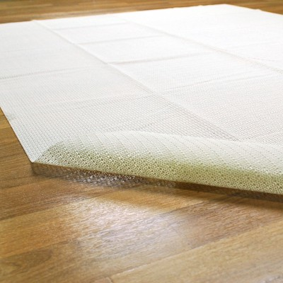 Non-Slip Ultra Grip Indoor Cream Rug Pad by Blue Nile Mills