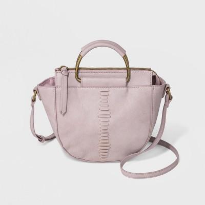 d2e4ffdfa3 Marnie Mini Vintage Dye Crossbody Bag – Universal Thread™ Lavender ...