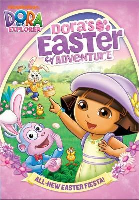 Dora the Explorer: Dora's Easter Adventure (DVD)