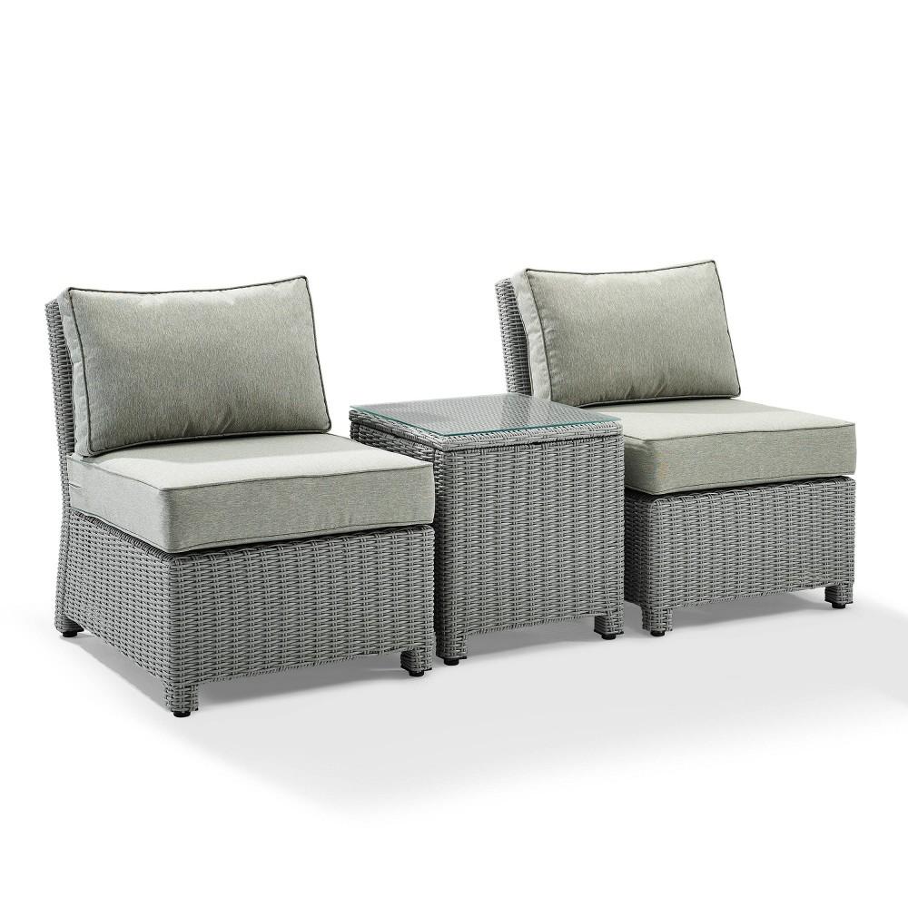 3pc Bradenton Patio Seating Set - Crosley Coupons