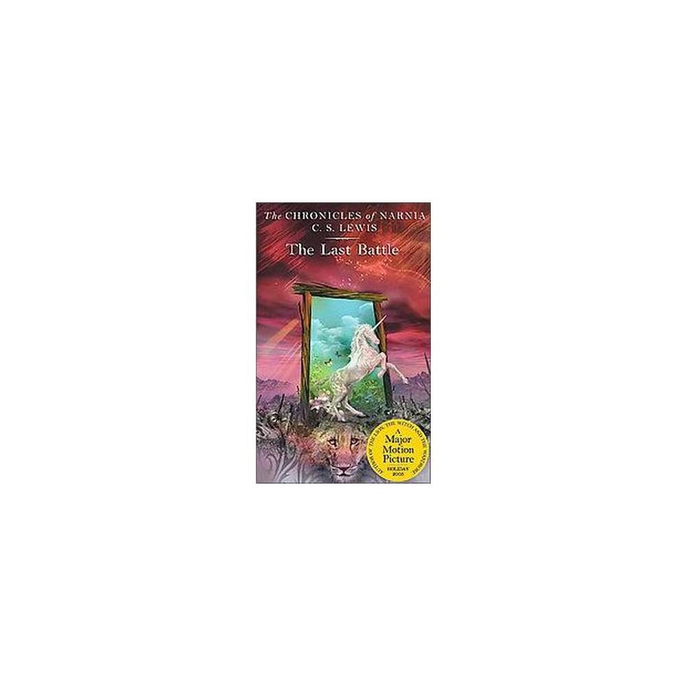 Last Battle (Reprint) (Paperback) (C. S. Lewis)