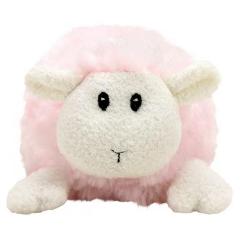 Animal Adventure Stuffed Sheep Pink Target