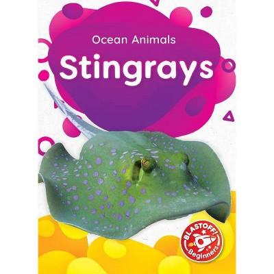 Stingrays - (Ocean Animals) by  Christina Leaf (Hardcover)