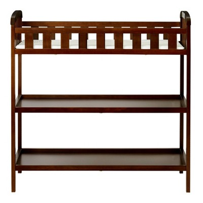 Dream On Me Emily Changing Table - Espresso Brown