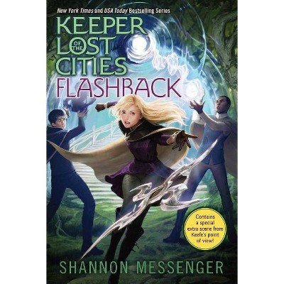 Flashback, Volume 7 - (Keeper of the Lost Cities) by Shannon Messenger (Paperback)