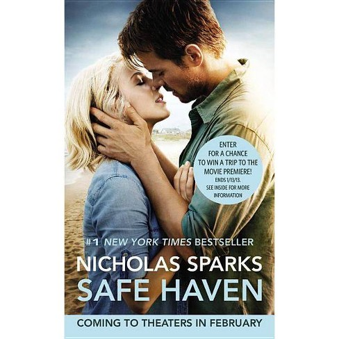 Safe Haven - by  Nicholas Sparks (Hardcover) - image 1 of 1
