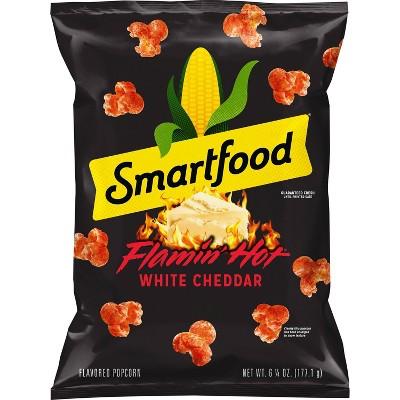 Smartfood Flamin' Hot White Cheddar Popcorn - 6.25oz