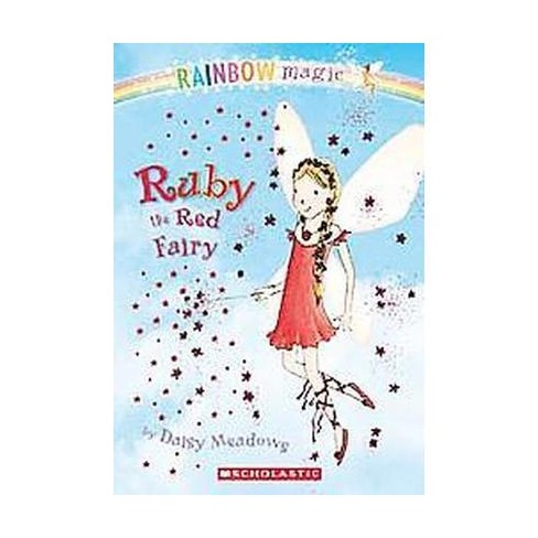 Ruby the Red Fairy - (Rainbow Magic Fairies (Quality)) by  Daisy Meadows (Paperback) - image 1 of 1