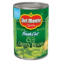 Del Monte Fresh Cut Green Beans - 14.5oz