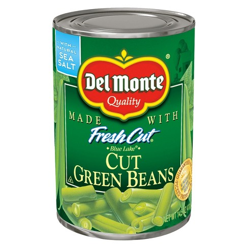 Del Monte Fresh Cut Green Beans - 14.5oz - image 1 of 1