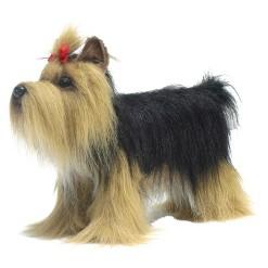 "Hansa 14 "" Yorkshire Terrier Plush Toy"