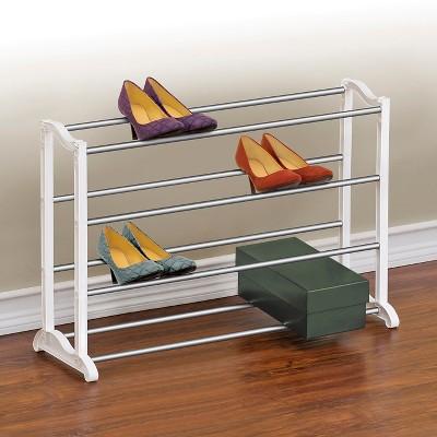 LYNK 20-Pair Shoe Rack