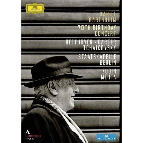 Daniel Barenboim: 70th Anniversary Concert (DVD) - image 1 of 1