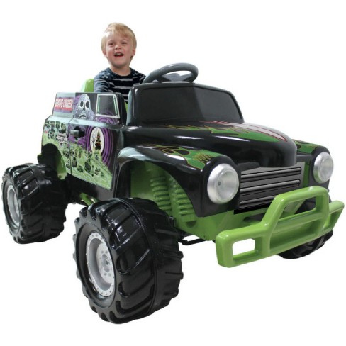 Monster Jam 12V Grave Digger - image 1 of 4