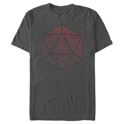 Men's Dungeons & Dragons Class Symbol Collage T-Shirt