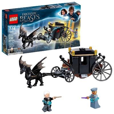 LEGO Harry Potter Fantastic Beasts Grindelwalds Escape 75951