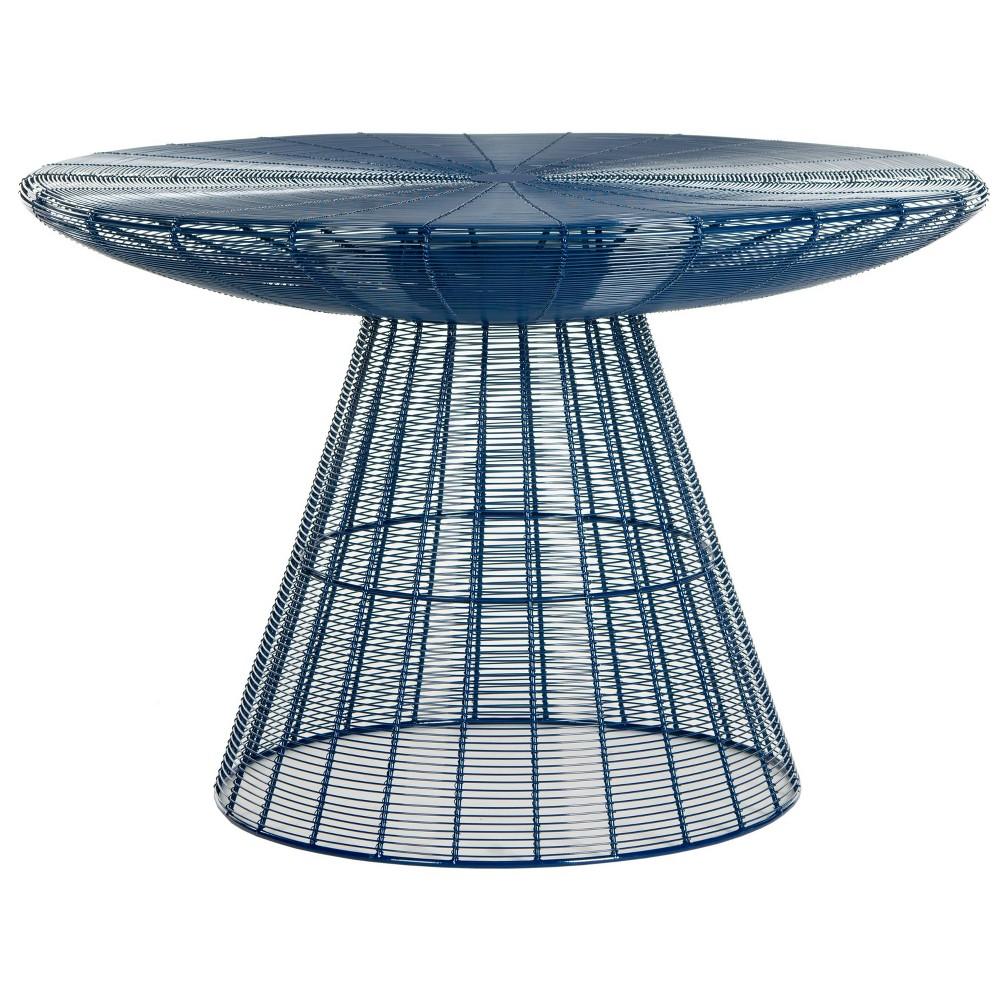 Coffee Table - Blue - Safavieh