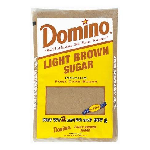 Domino Light Brown Sugar - 2lbs - image 1 of 4