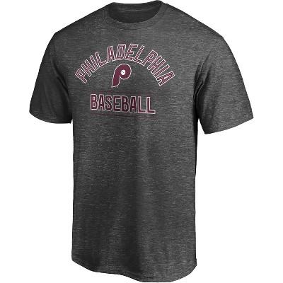MLB Philadelphia Phillies Men's Short Sleeve T-Shirt