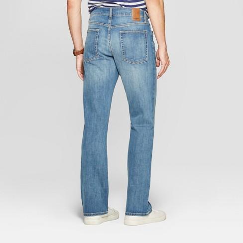 0fdd024c2b50 Men s Bootcut Jeans - Goodfellow   Co™ Medium Blue   Target
