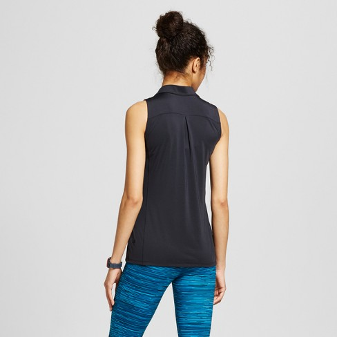 6705d86d Women's Golf Sleeveless Polo Shirt - C9 Champion® : Target