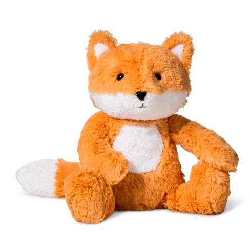 Plush Fox Stuffed Animal - Cloud Island™ Orange - image 1 of 2