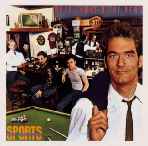 Huey & news lewis - Sports (CD) - image 1 of 1