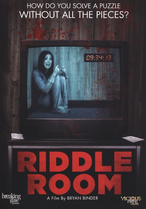 Riddle Room (DVD) - image 1 of 1