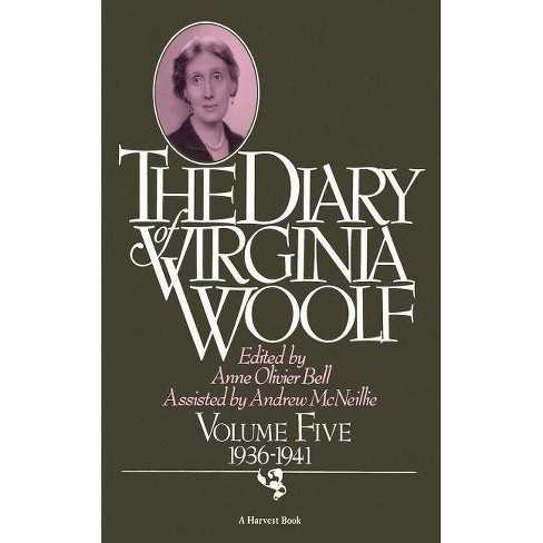 The Diary of Virginia Woolf - (Paperback) - image 1 of 1
