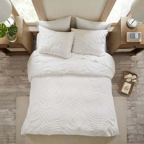 Ceiba Tufted Cotton Chenille Coverlet Set - image 1 of 4