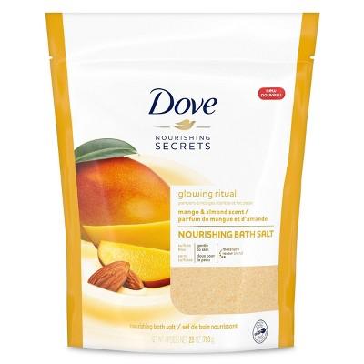 Dove Beauty Bath Salt Mango - 28oz