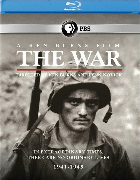 Ken Burns' The War [6 Discs] [Blu-ray] - image 1 of 1