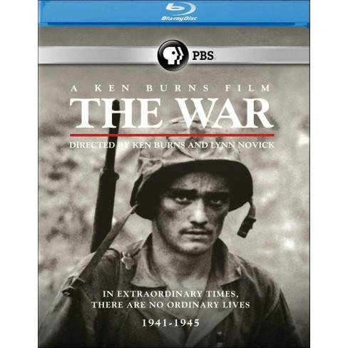 Ken Burns' The War [6 Discs] [Blu-ray] - image 1 of 1