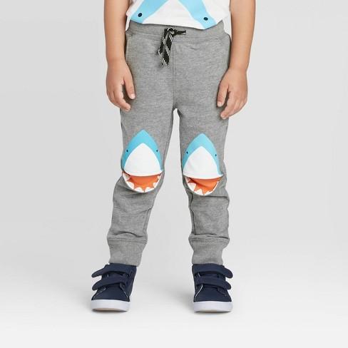 Gray Cat /& Jack Boys Jogger Pants Medium